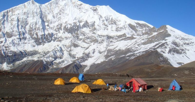 Dhaulagiri Circuit Trek 15 Days