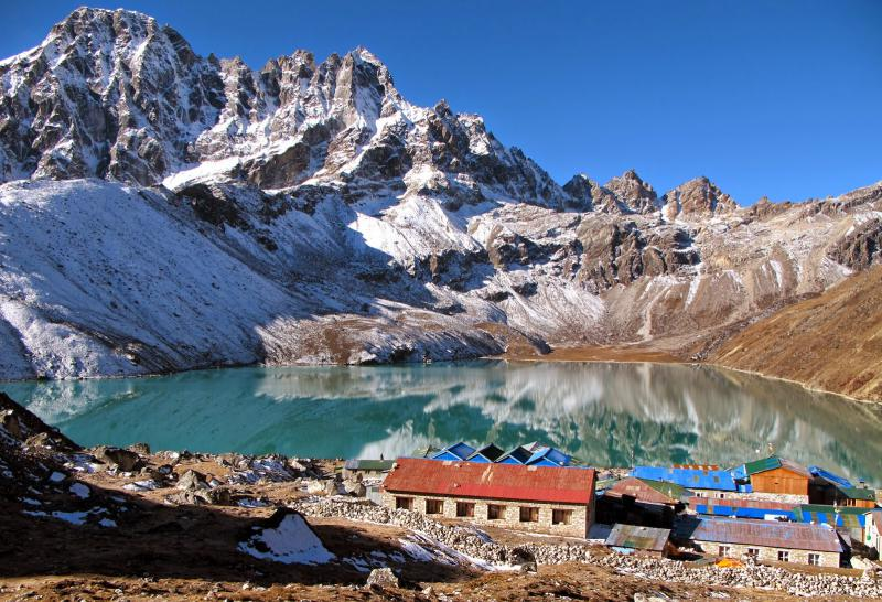 Gokyo Valley Trek 13 Days